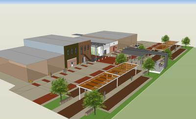 Mesquite council approves $5.5 million downtown project