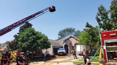 FM house fire