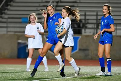 Flower Mound vs. Hebron Girls Soccer
