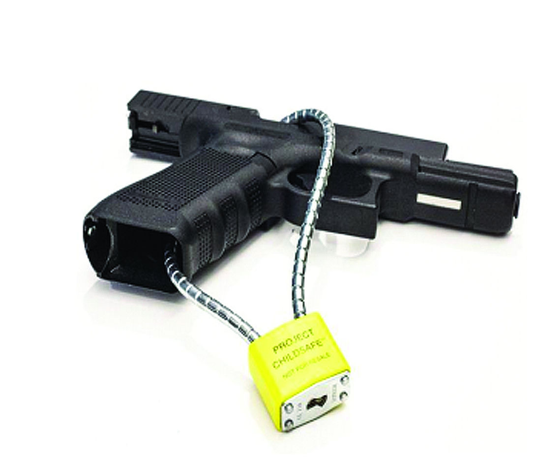 Gun Safety Locks : Gun safety on lock celina record starlocalmedia