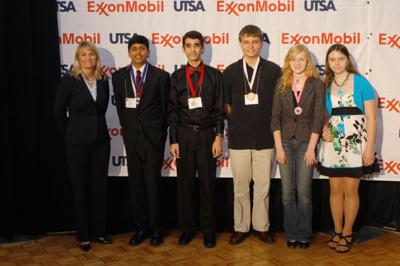 Coppell Students Honored at 2010 ExxonMobil Texas Science