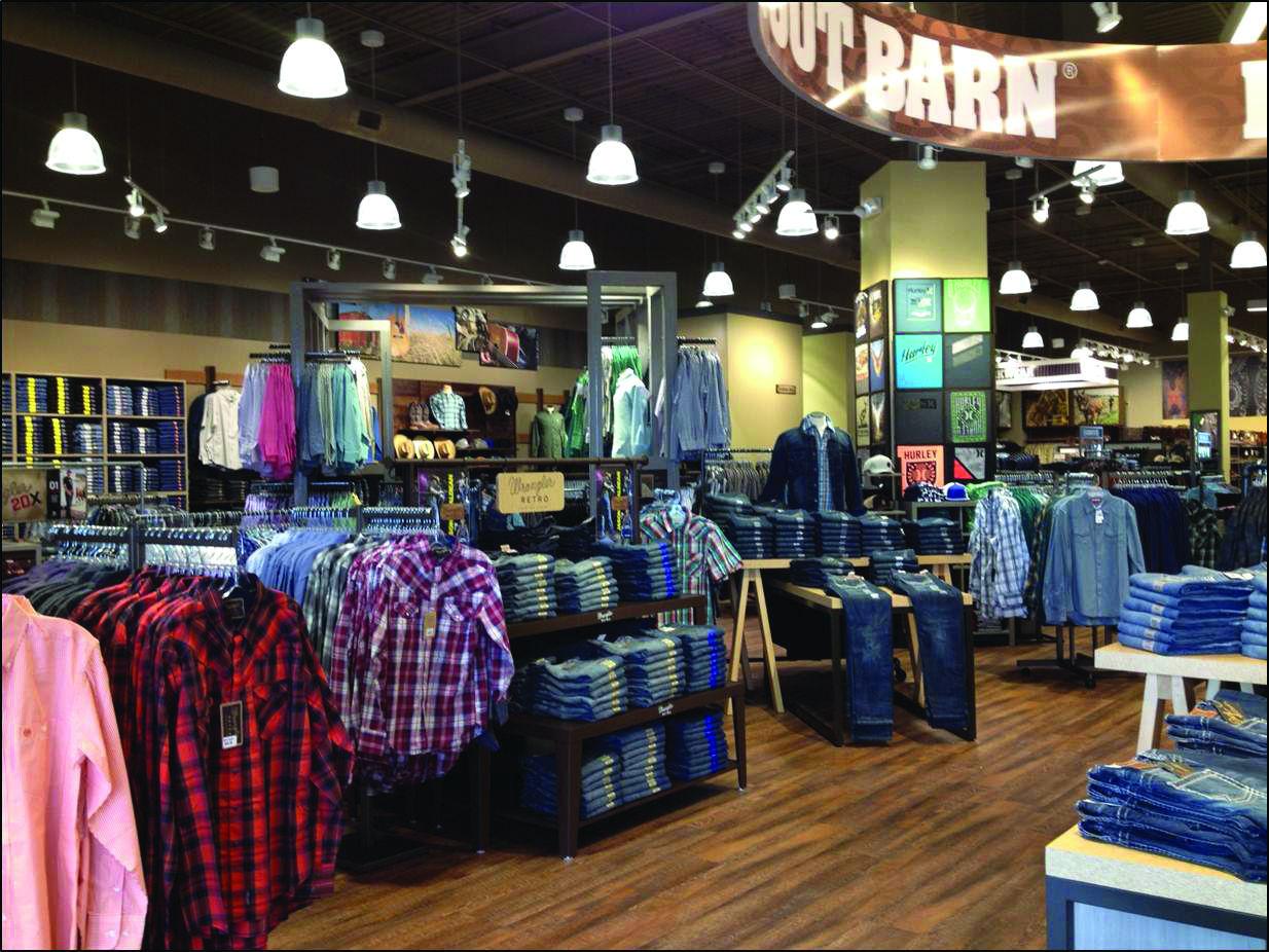 DFW: Retailer celebrates grand openings
