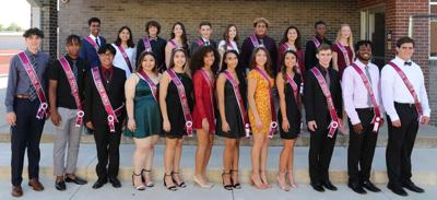 LHS 2019 Homecoming Court