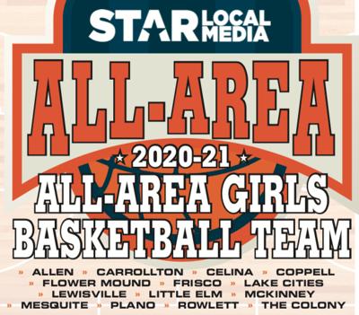 All-Area Girls Basketball