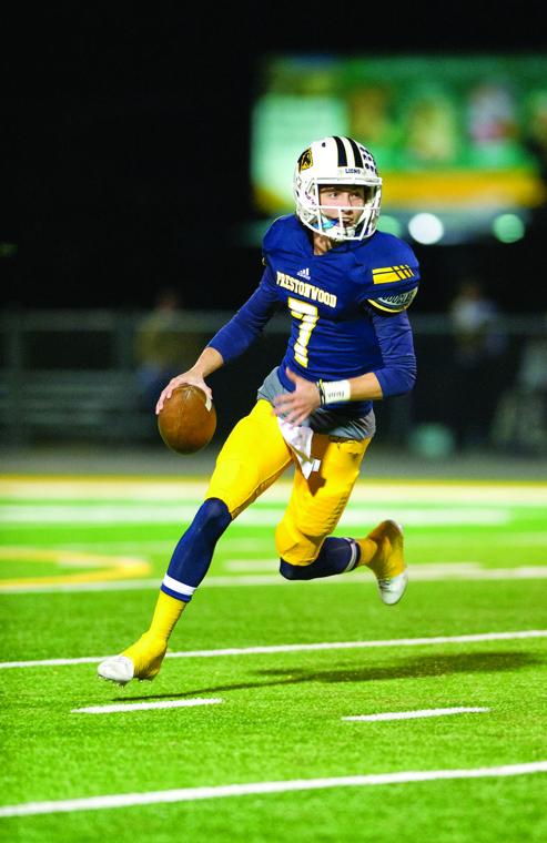 5 Star Ford Carrollton >> Prestonwood QB Ryan Cash earns Ford Player of the Week ...