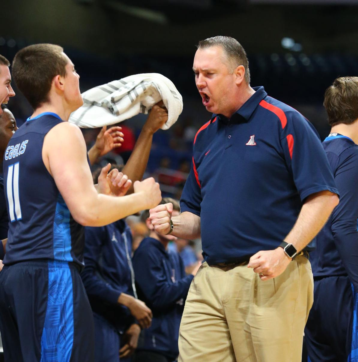 McCullough steps down, takes administrative role: Boys basketball coach led Allen to 1st-ever state title