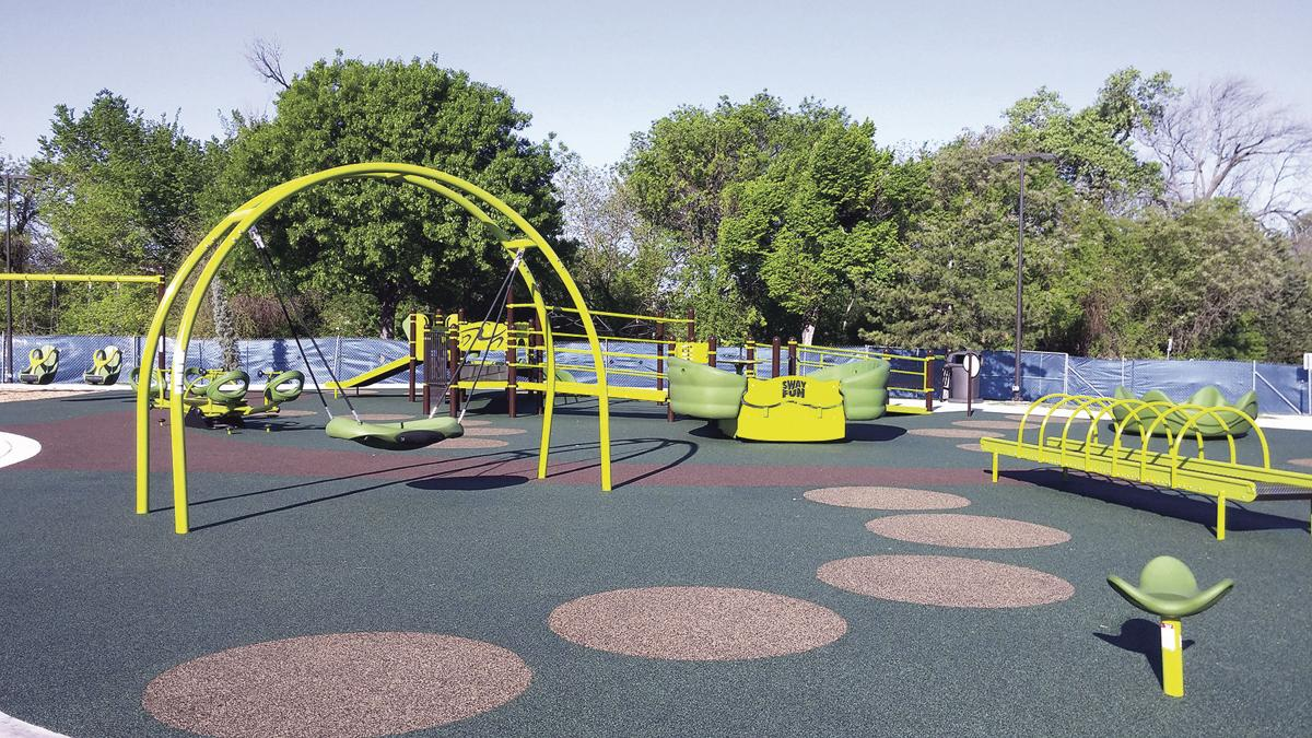Jack Carter Park Gets Plano S First All Abilities