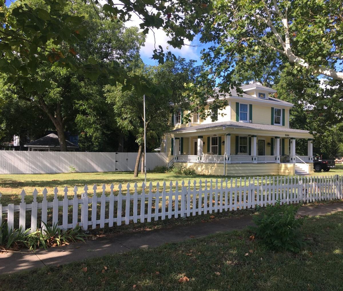 Celina couple seeks historical designation for their home