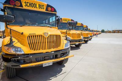 McKinney buses