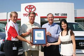 Lobb Toyota A Partner Pat Lobb Toyota In McKinney Recently Joined The  McKinney ISD Partners In Education Program. The Car Dealership Will Work  With The ...