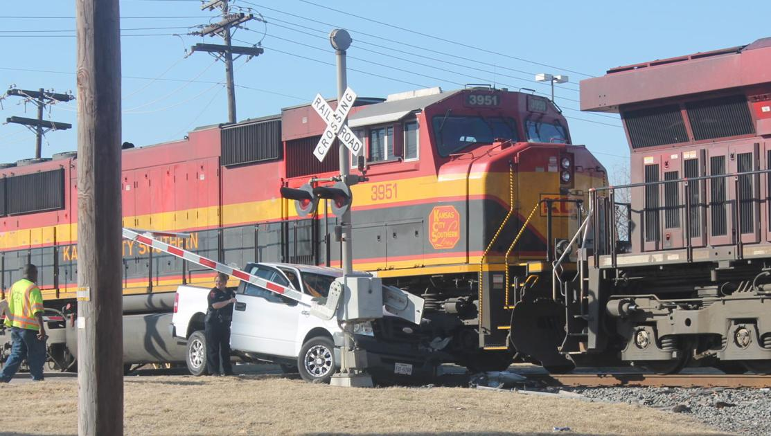 Car/train wreck on Shiloh and 14th Street | Plano Star ...