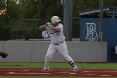 Lake Dallas Baseball's Connor Perry