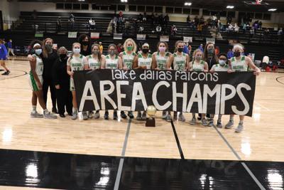 Lake Dallas girls basketball Mansfield Timberview