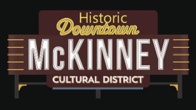 McKinney cultural signage