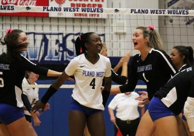 Plano West Volleyball