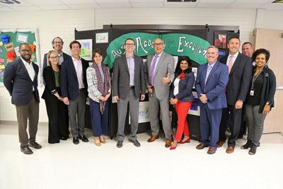 Commissioners of Education visits Garland ISD
