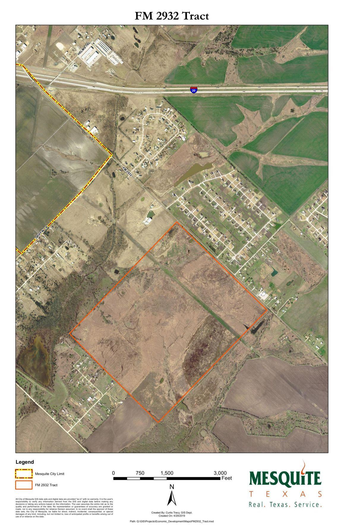 Mesquite City Council discusses rural development | News ... on