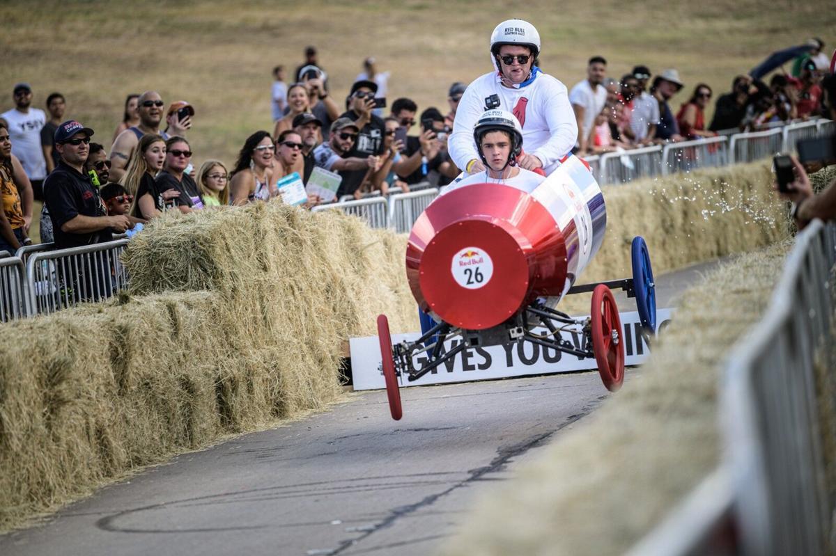 Soapbox Race Plano team