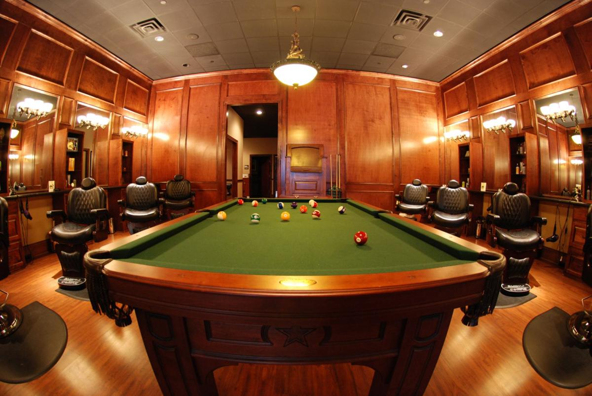 Grooming Men In Style For Years Business Starlocalmediacom - Old school pool table