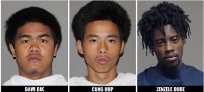 Lewisville men arrested for child shooting