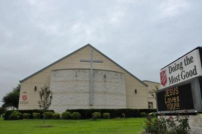 Salvation Army McKinney