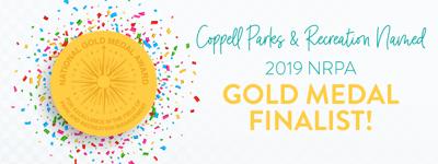 Gold metal finalist
