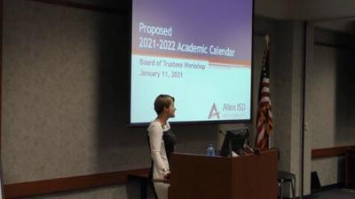 Allen ISD approves 2021 22 calendar | Allen American
