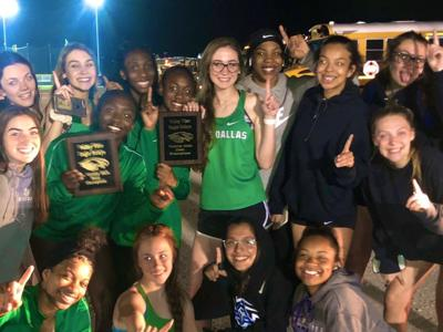 Lake Dallas_Girls Track and Field