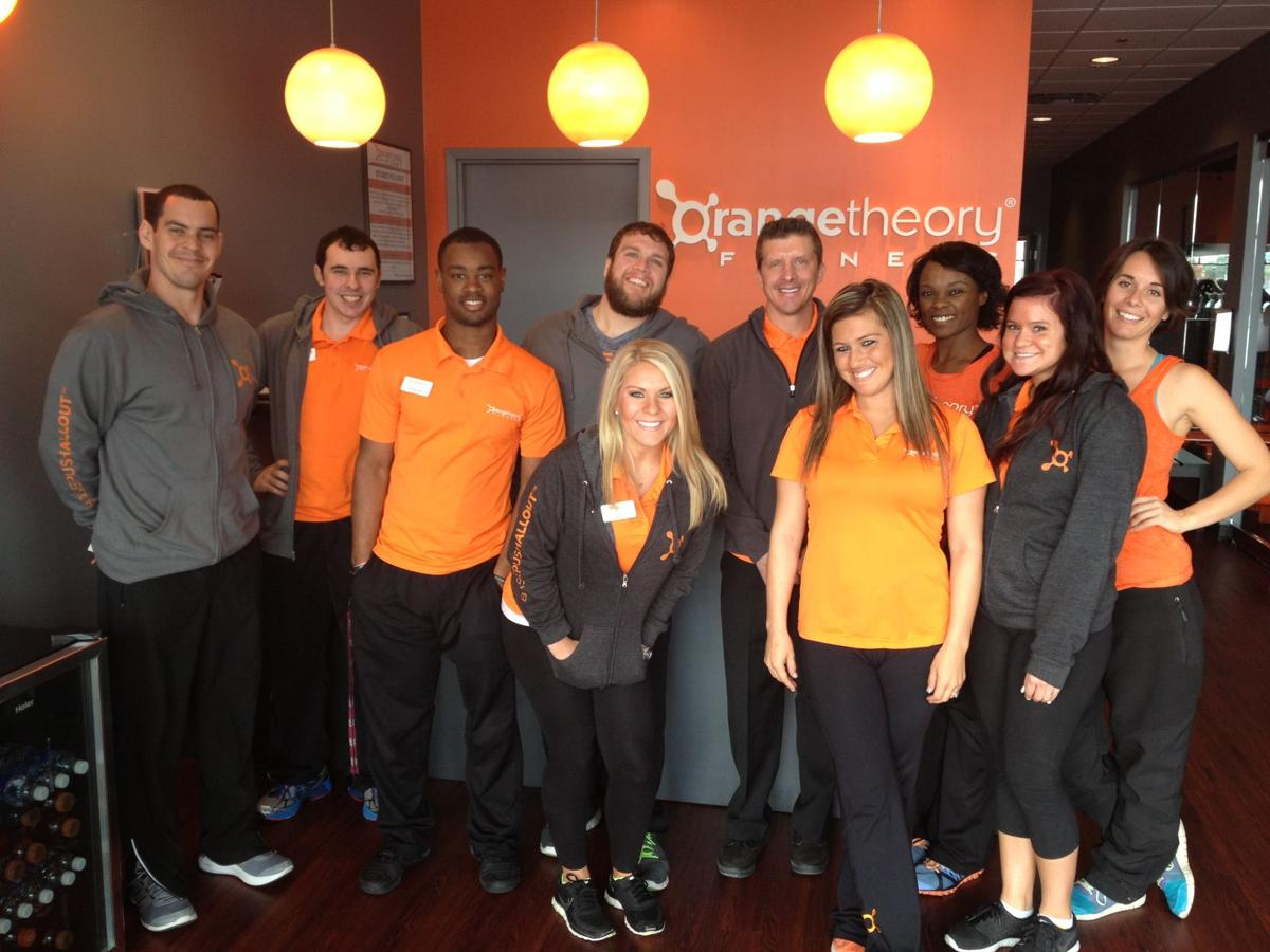 Five on Three: Orangetheory Fitness Mesquite