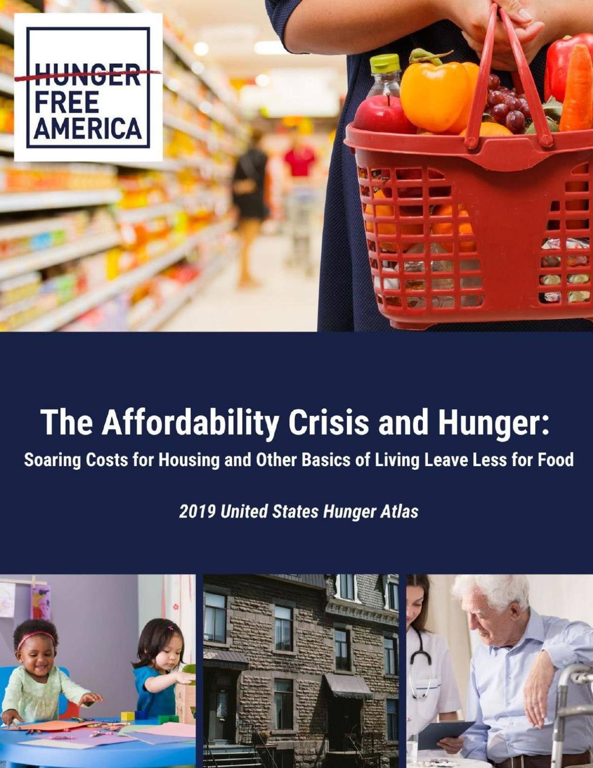 Report finds more than 11 percent of working Texas adults lack sufficient food