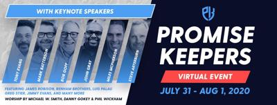 Promise Keepers virtual experience