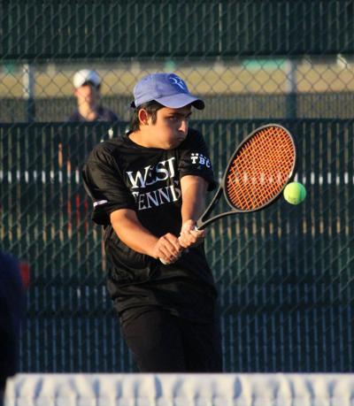 Plano West tennis