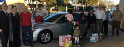 United Way of Denton County car donation