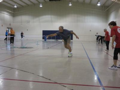 The Salvation Army's first pickle ball club starts in