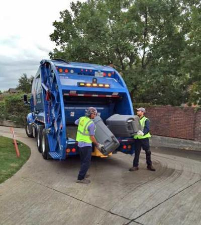 Recycling in Flower Mound