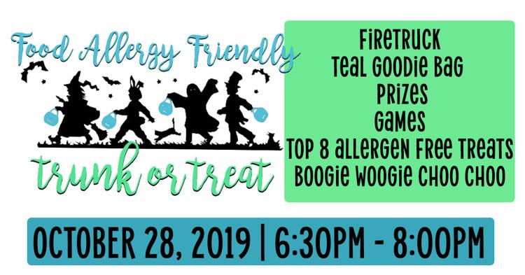 Allergy Friendly Trunk or Treat