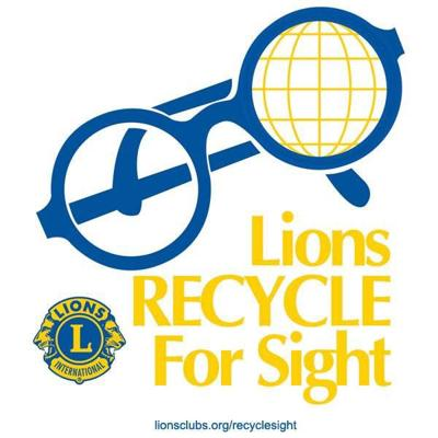 Carrollton Evening Lions Club: Recycle for Sight