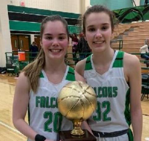 Sister act: Elliott sisters reflect on back-to-back district MVP honors