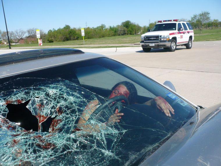 Lewisville Car Accident