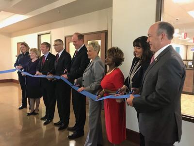 Officials cut ribbon on new Flower Mound driver license
