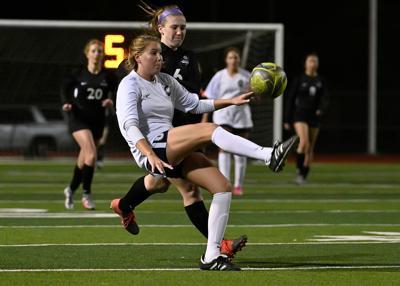 Flower Mound vs Marcus girls soccer