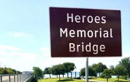 Veterans Hero Memorial Bridge