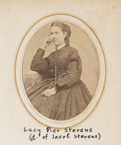 Lucy Pier Stevens