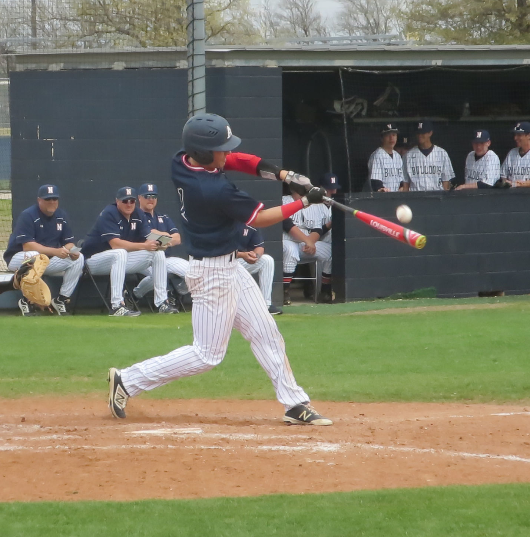 Baseball bat anna bell peaks