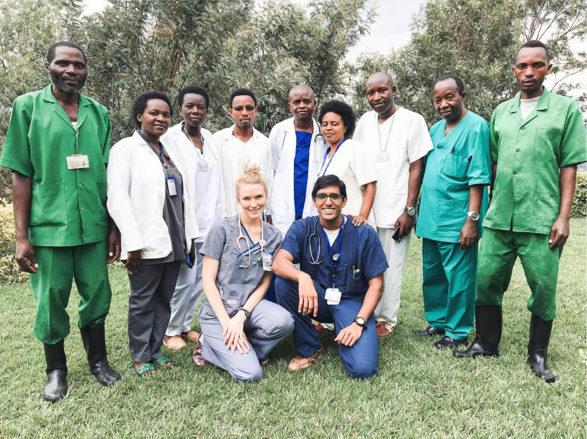 Marriage and medicine: Plano pediatricians recall mission
