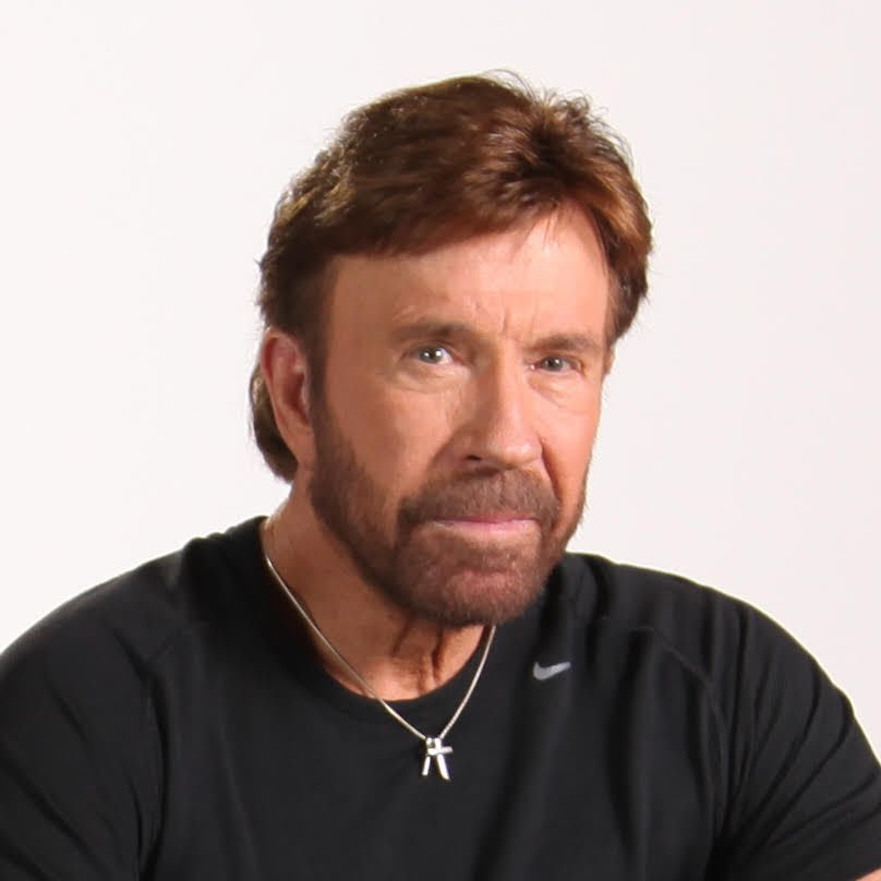 Chuck Norris to attend...