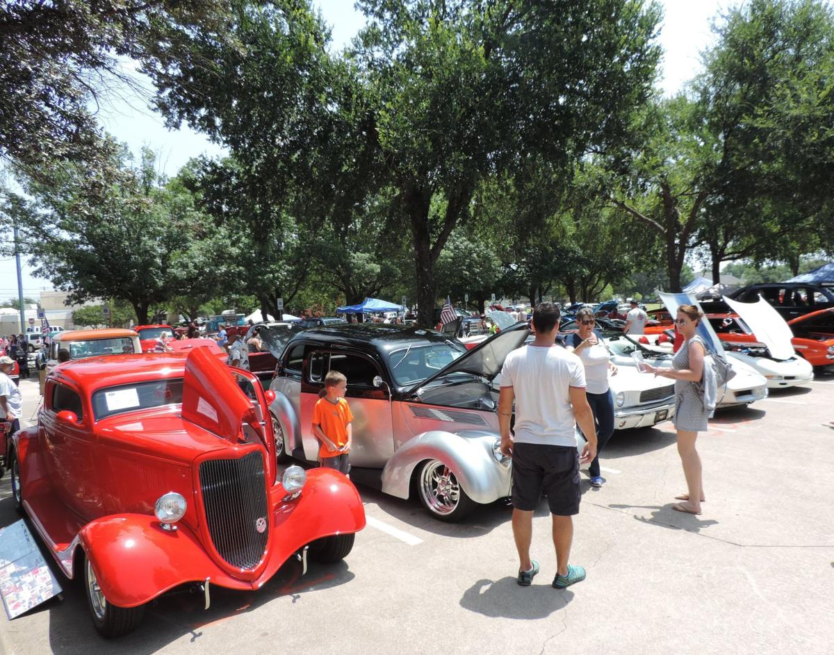 Morning Maniacs classic car and truck show returns to downtown ...