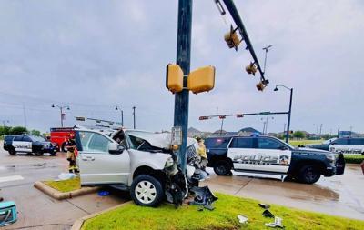 McKinney crash