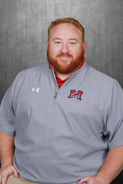 Boyd defensive coordinator Kirk McBride
