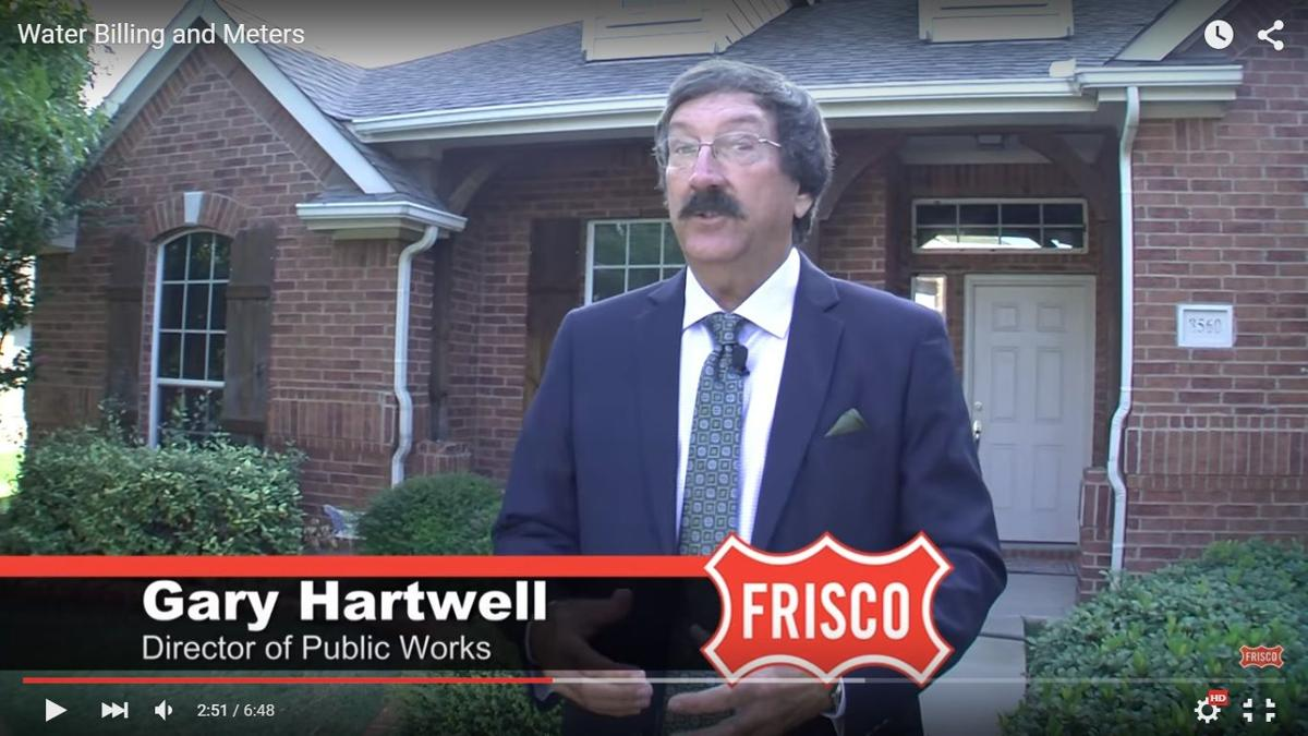 City of Frisco makes video to address concerns about high water bills